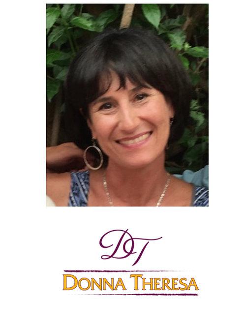 Donna Theresa Custom Wearable Art