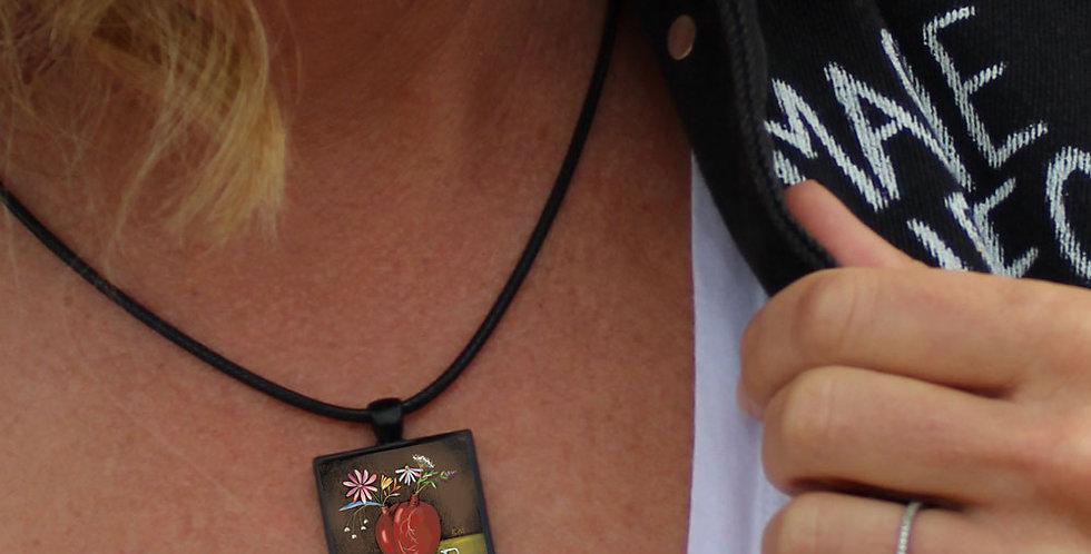Brave Necklace by KAt Gottlieb