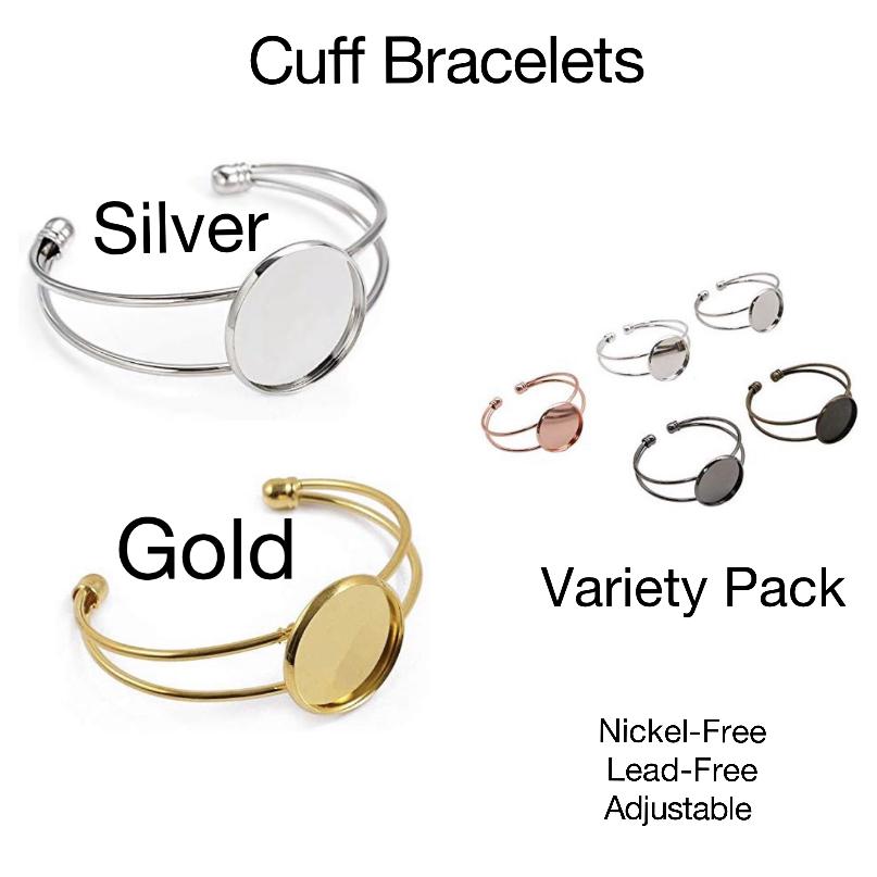 Cuff Bangles
