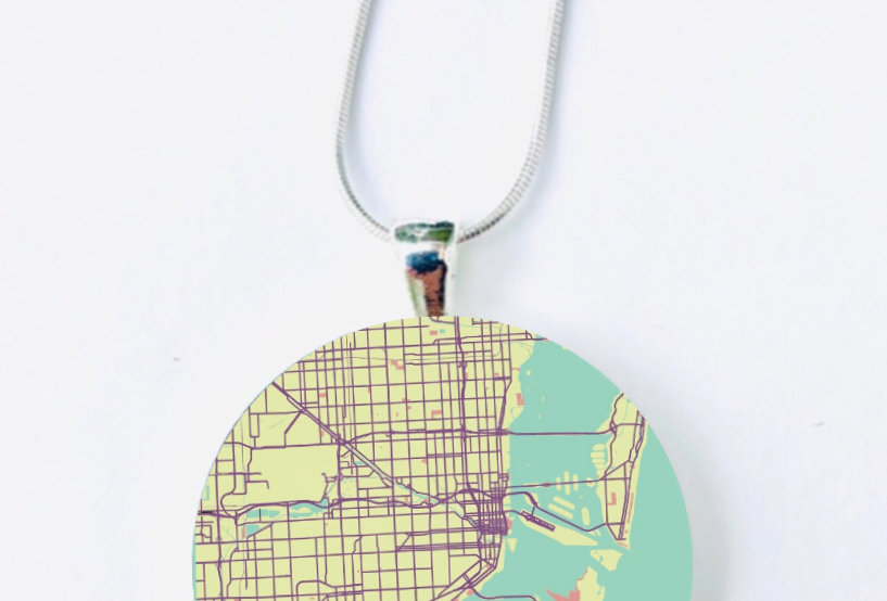 My Hometown Map: Miami