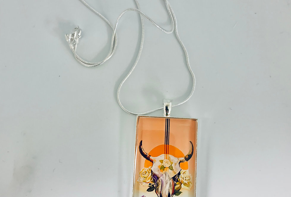 Protection Necklace by Kelsey Dzintars
