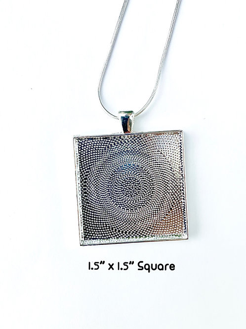 Large Custom Necklace: Sally C. Evans