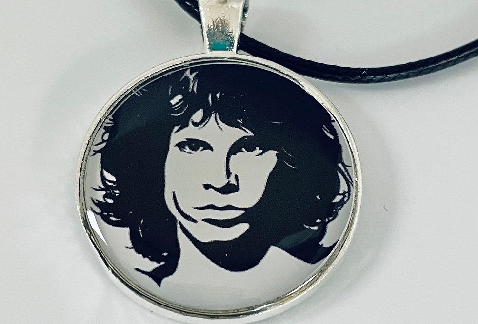 Jim Morrison Necklace