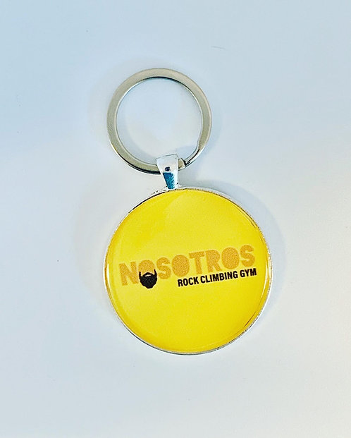 Nosotros Fundraising Necklace or Keychain