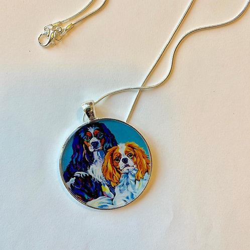 Bella & Bentley Necklace: Sally C. Evans