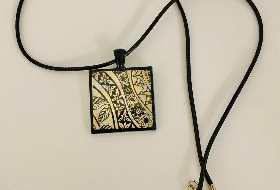 Tasse Necklace by Jan Jenkins