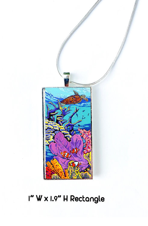 King of the Reef Necklace: Sally C. Evans