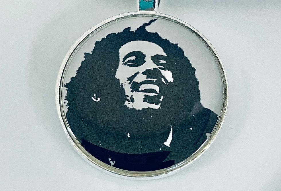 Bob Marley Necklace