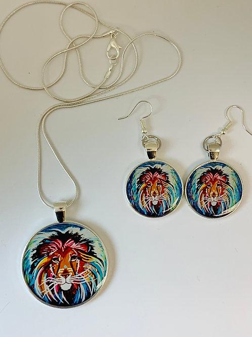 Bold Jewelry Set