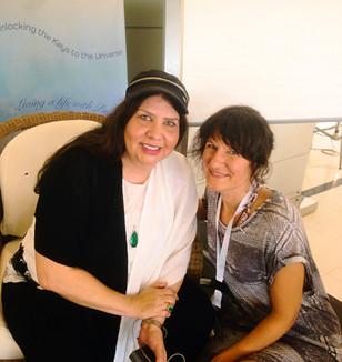 Vianna Stibal mit Valentina