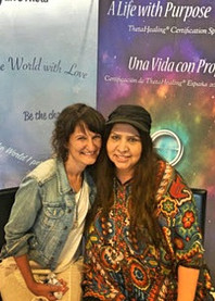 Valentina mit ViannaStibal_Begründerin der TH-Technik