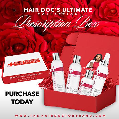 Hair Doc's Ultimate Collection Prescription Box