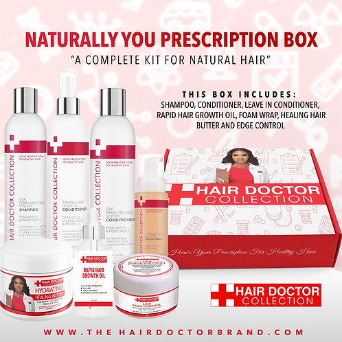 Naturally You Prescription Box