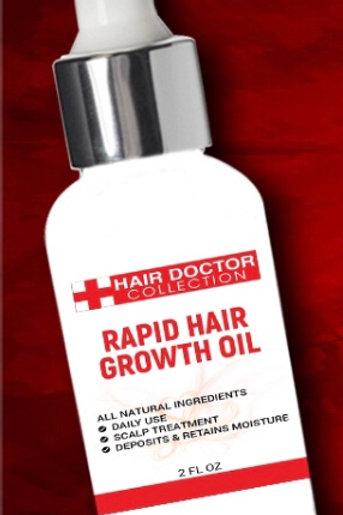 Rapid Hair Growth Oil
