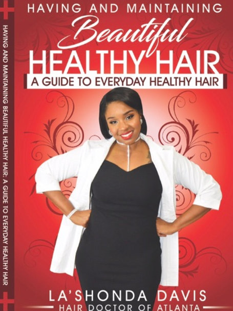 HAVING AND MAINTAINING BEAUITFUL HEALTHY HAIR BOOK