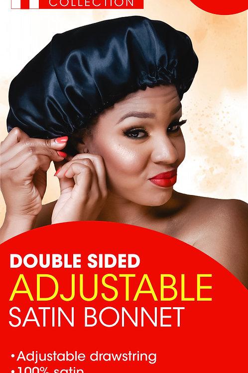 Double Sided Adjustable Satin Bonnet