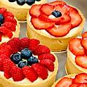 Cheesecake Berry Tart