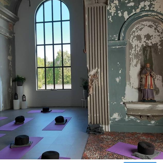 Yin Yoga Special - Blokkerk