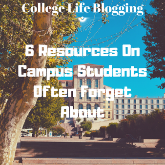 6 Resources On Campus Students Often Forget About