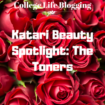 Katari Beauty Spotlight: The Toners