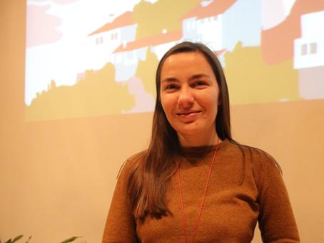 Активните жени на Велико Търново: Запознай се с Весислава Желева