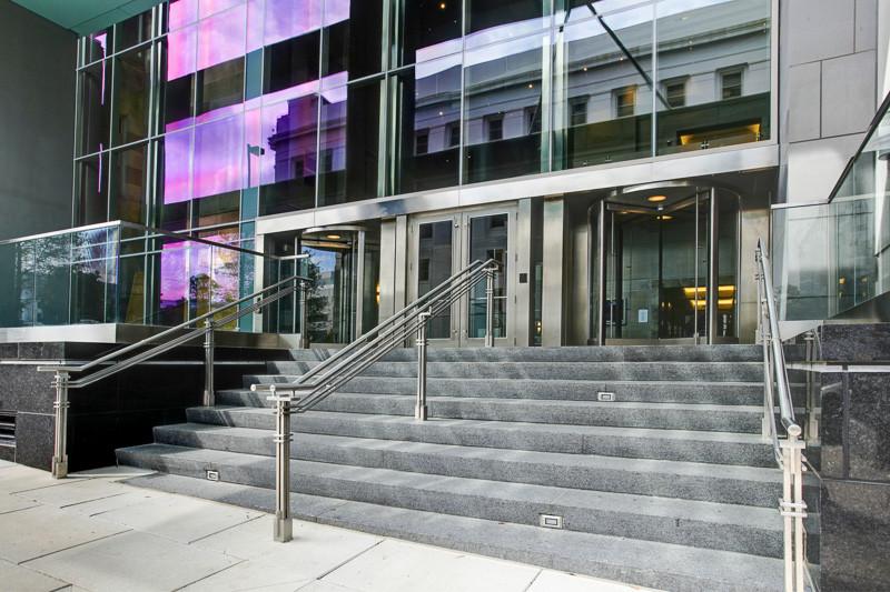 RSA Entry Stair