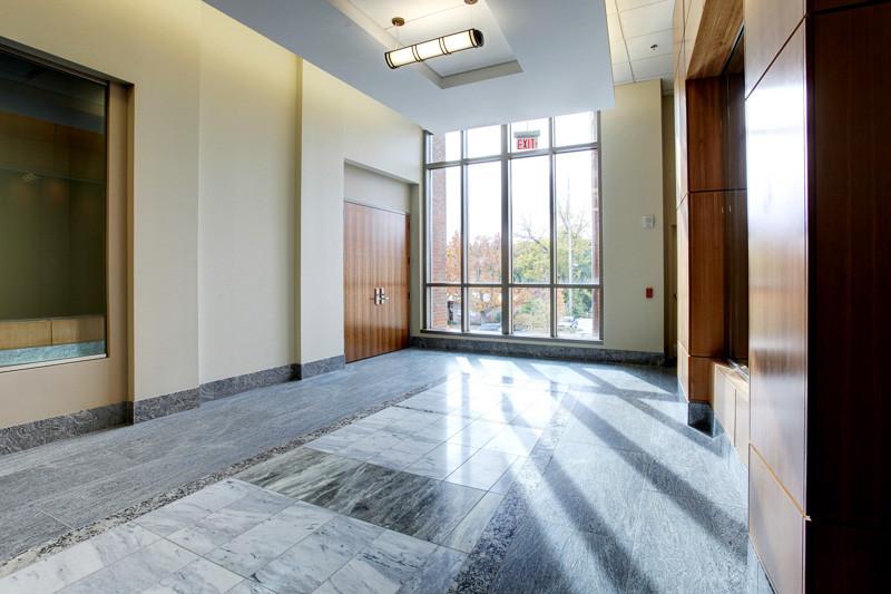 RSA Office Lobby