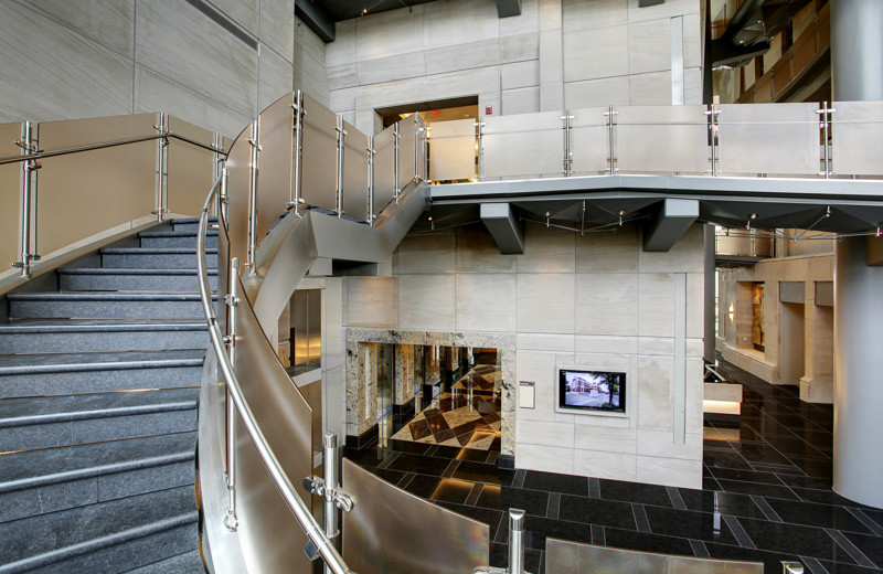 RSA Inside Stair