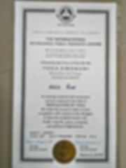 Yoga teacher certificate Shivananda