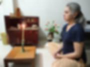 Mind Focus in yoga