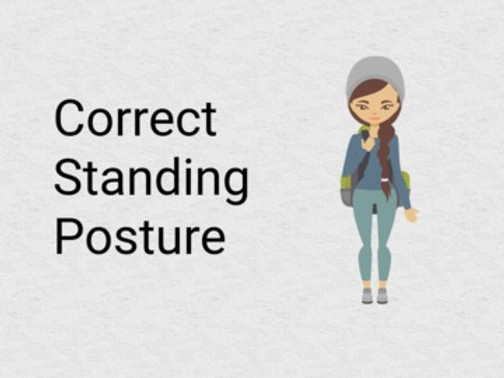 Yoga for a correcting the  Posture, Yoga techniques for getting a good posture