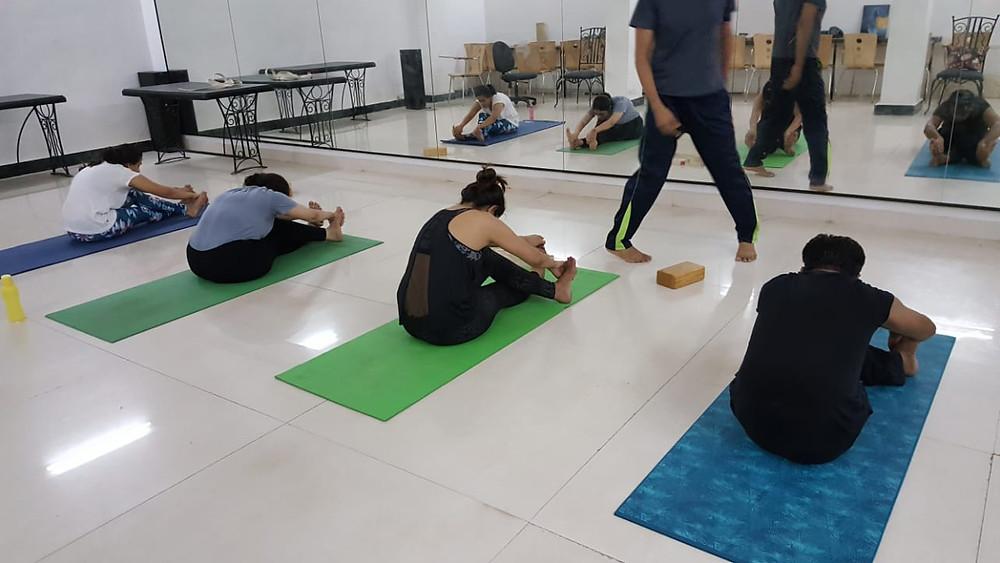 Hatha Yoga, Unique form of exercise