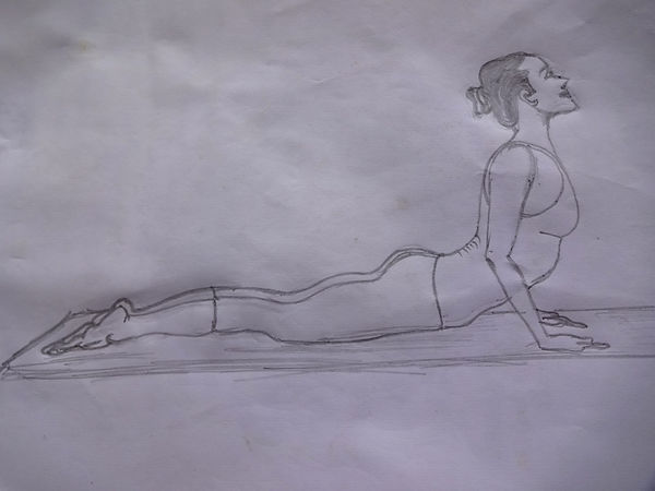 Bhujangasana step by step, All about Cobra pose, Bhujangasana benefits, Alignments and modifications cobra pose