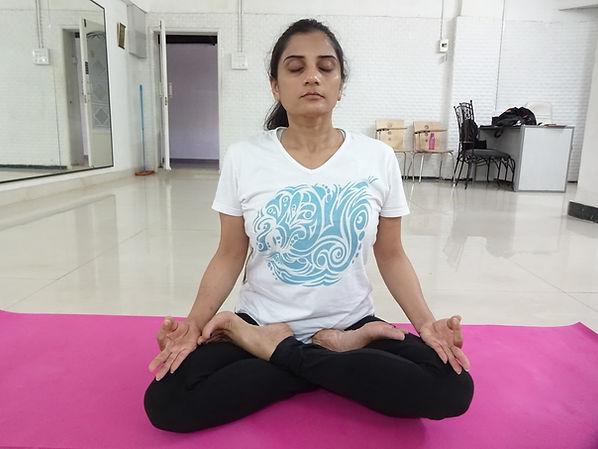 Padmasana Yoga