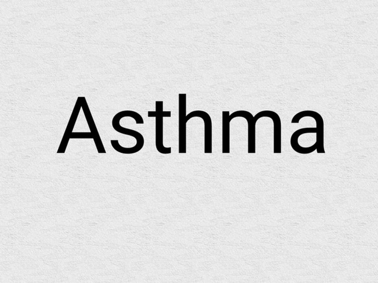 Yoga  breathing exercises for benefiting Asthma