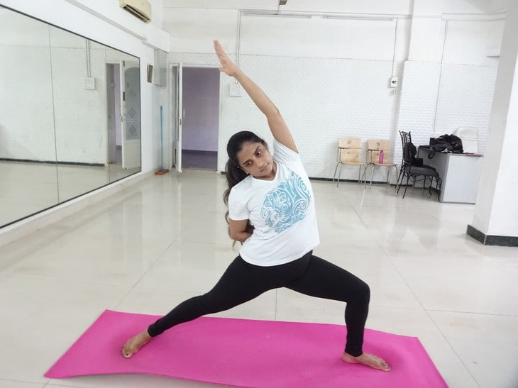 Total workout of legs with Yoga, Yoga techniques which benefit the legs