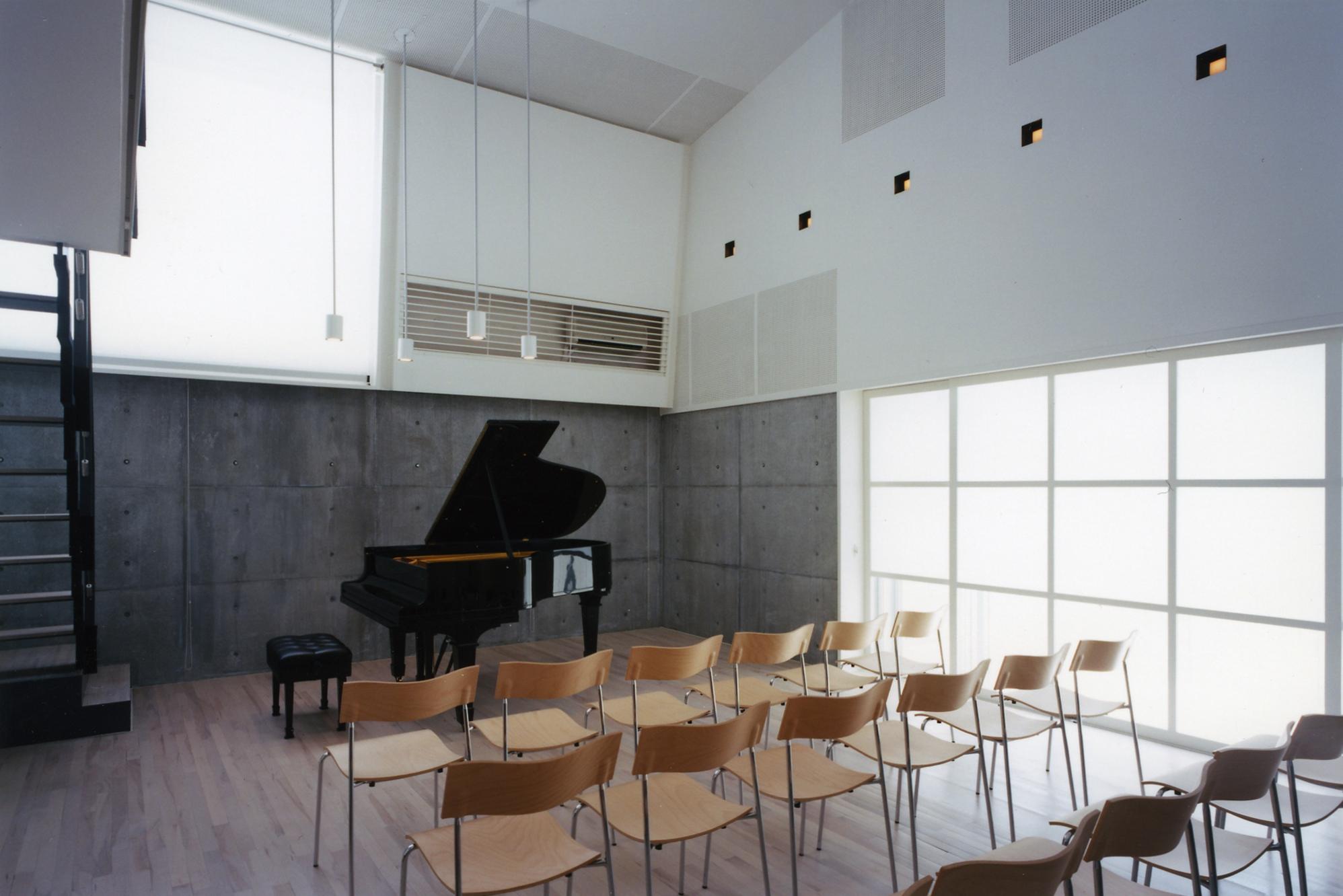 18ピアノ室