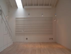 ピアノ室拡散壁