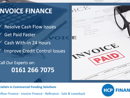 Invoice Finance Solutions by HCP Finance