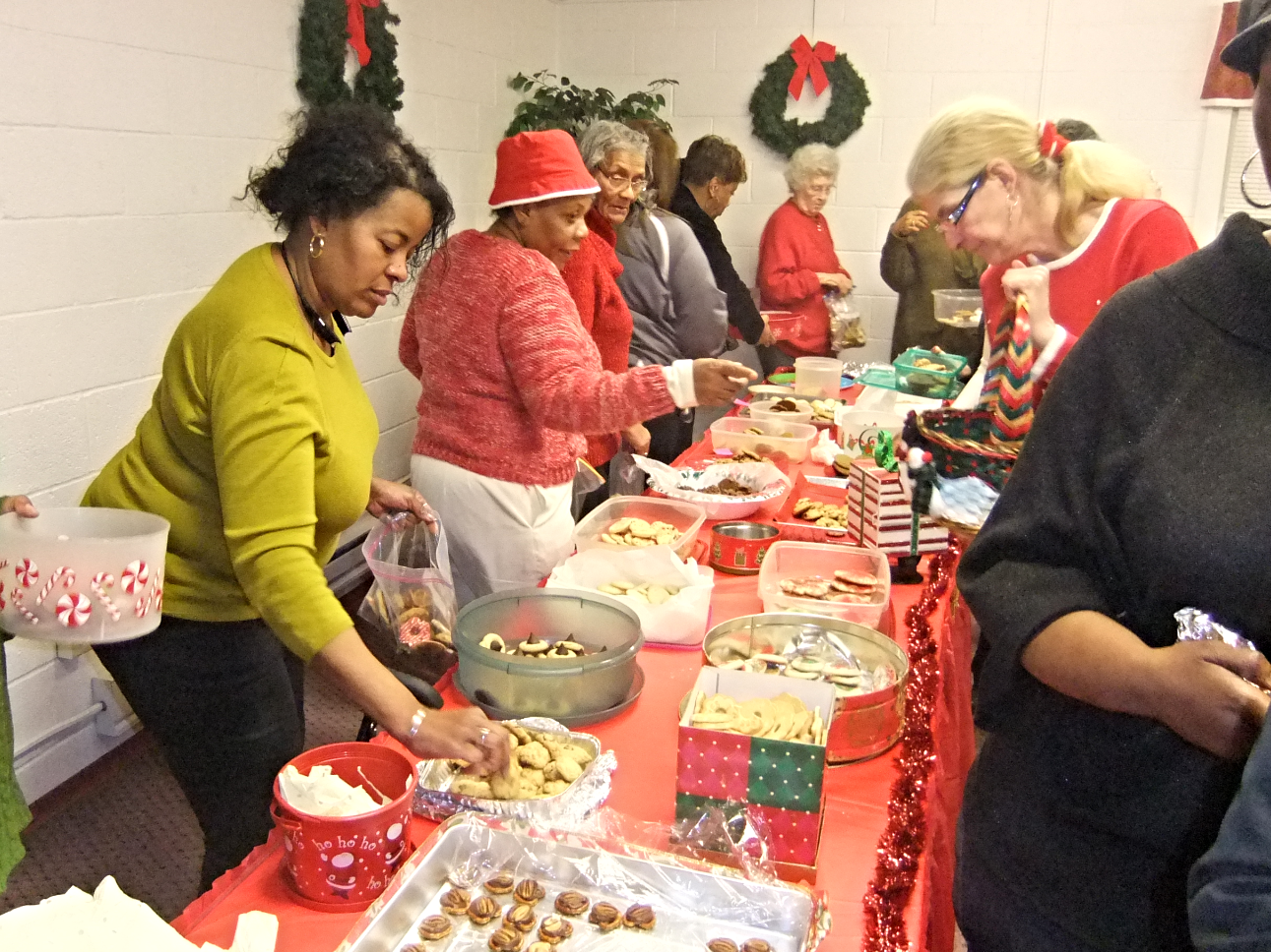 Ladies Cookie Exchange