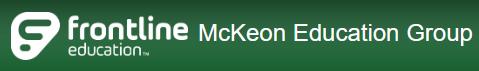 Link to McKeon Education Frontline