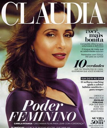 Silvia Malamud Revista Claudia