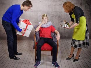 Pais permissivos, filhos abusivos