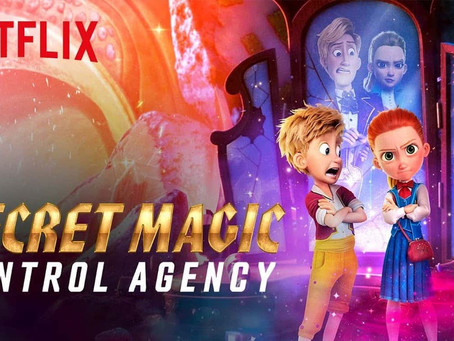 Hør Silje på Netflix!
