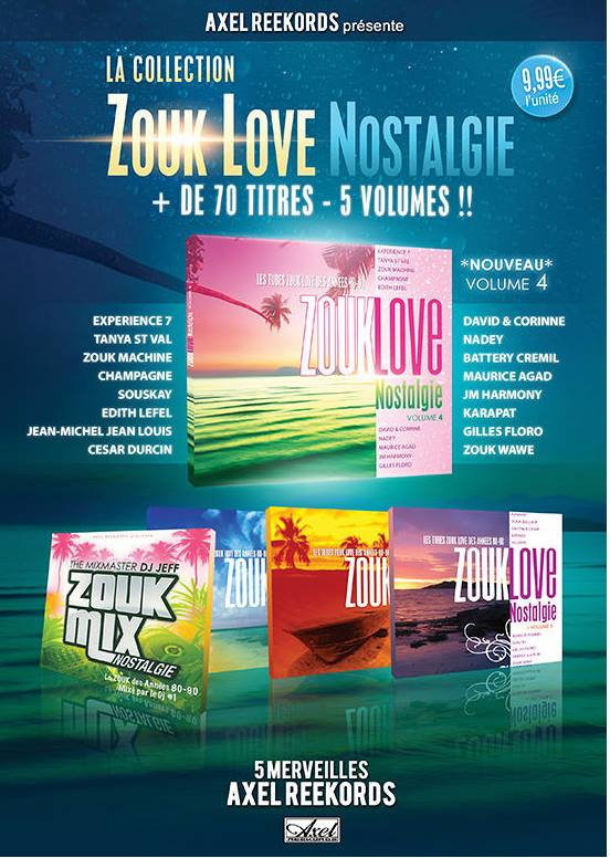flyer graphiste zouk