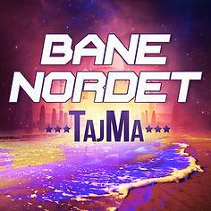 BANE NORDET Ft HOVER SEAS - TAJMA - Cover Single Electro - Eric Creach - LP Music