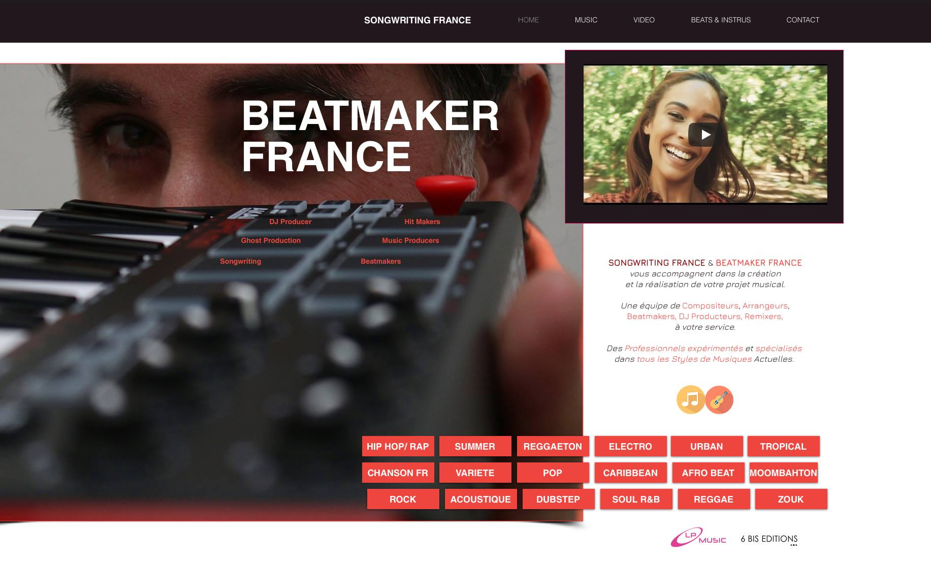 Screen_SiteWeb_BeatmakerFrance_1
