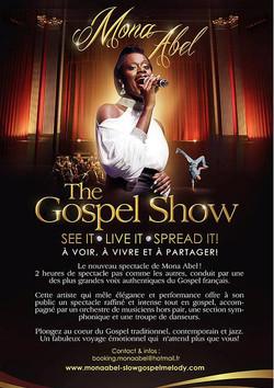 conception flyer gospel