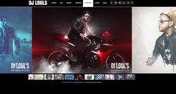 Studio graphique web DJ Louls