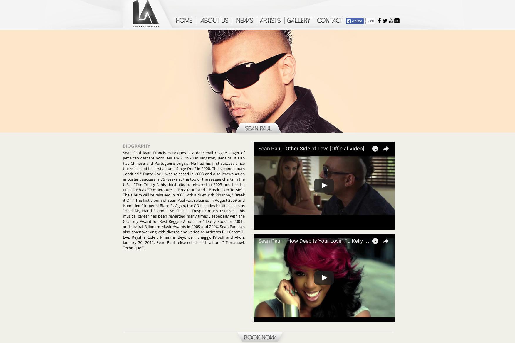 actu infographie webdesign